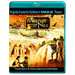 Mystery of the Nile [Blu-ray]