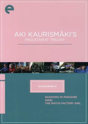 Aki Kaurismäki's Proletariat Trilogy (Shadows in Paradise / Ariel / The Match Factory Girl)