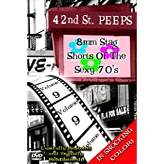 42nd Street Peeps Vol 9: The Best of the 70's Stars