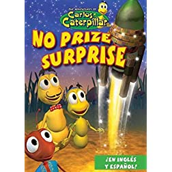 Carlos Caterpillar #3: No Prize Surprise