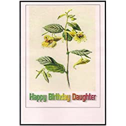 The Klansman Widescreen TV: Greeting Card: happy Birthday daughter