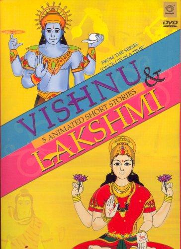 Vishnu & Lakshmi: Animated Tales From Indian Mythology