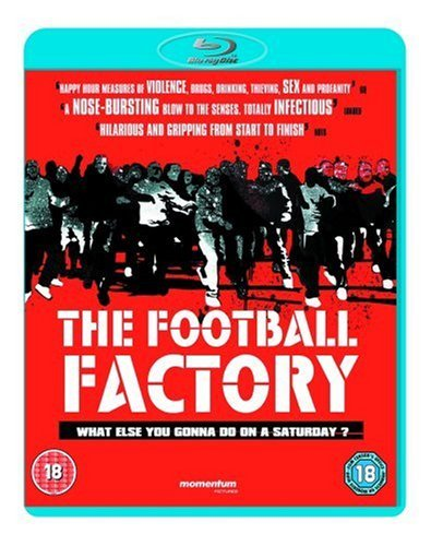 Football Factory [Blu-ray]
