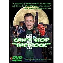 """Can't Stop """"The Rock"""""""