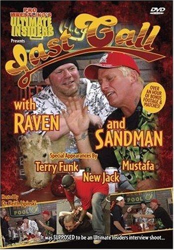 Last Call With Raven & Sandman