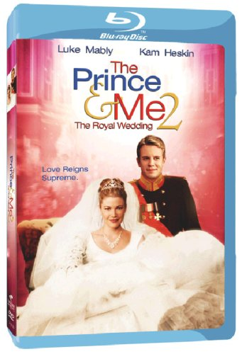 The Prince & Me 2: The Royal Wedding [Blu-ray]