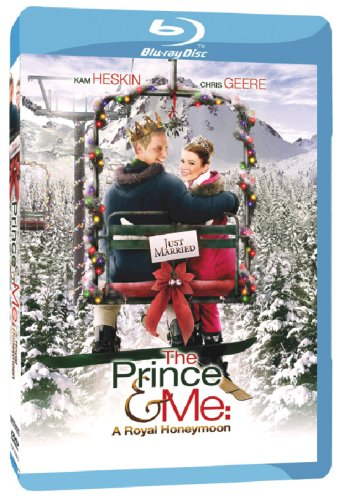 The Prince & Me 3: A Royal Honeymoon [Blu-ray]