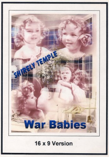 War Babies Shirely Temple 16x9 Widescreen TV