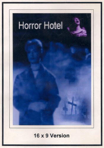 Horror Hotel 16x9 Widescreen TV