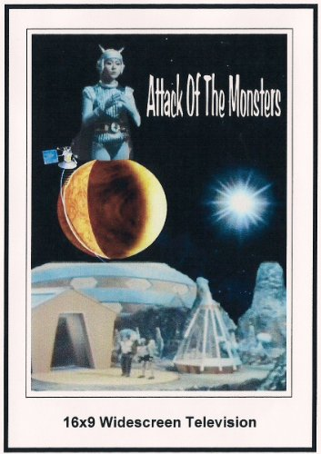 Attack Of The Monsters 16x9 Widescreen TV