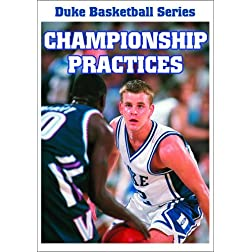 Duke Basketball Series: Championship Practices DVD