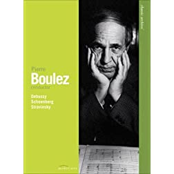 Classic Archive: Pierre Boulez