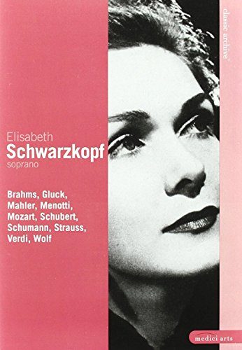Classic Archive: Elisabeth Schwarzkopf