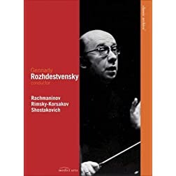 Classic Archive: Gennady Rozhdestvensky