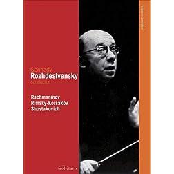 Classic Archive: Gennady Rozhdestvensky
