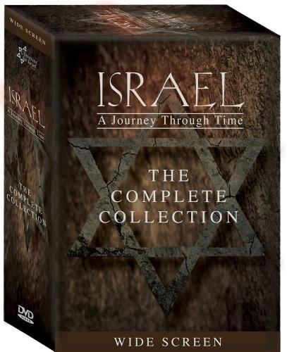 Israel, A Journey Through Time: 6 DVD set
