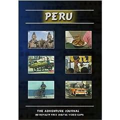 Peru Royalty Free Stock Footage