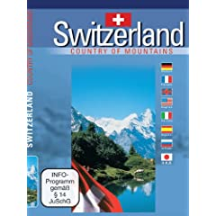 Switzerland Country of Mountains (PAL)