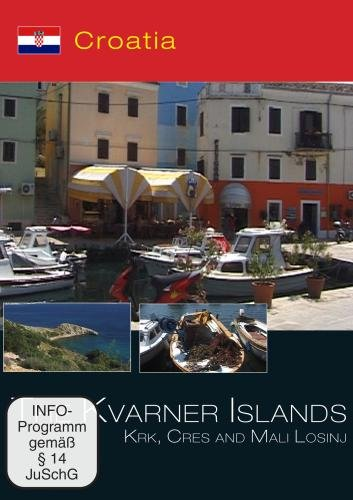 The Kvarner Islands Krk, Cres and Mali Losinj [PAL]