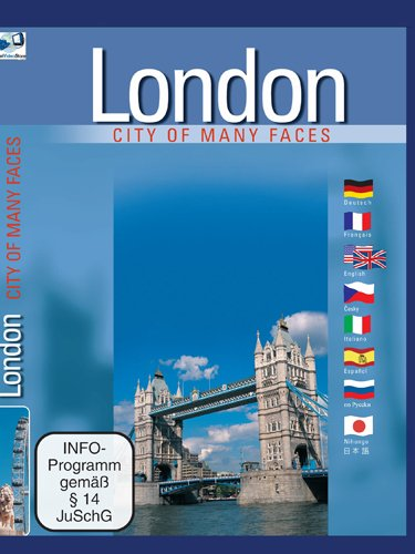 London The City of Many Faces (PAL)