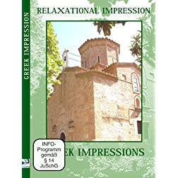 Relaxational Impression Greek Impressions (PAL)