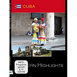 Cuba Western Highlights (PAL)