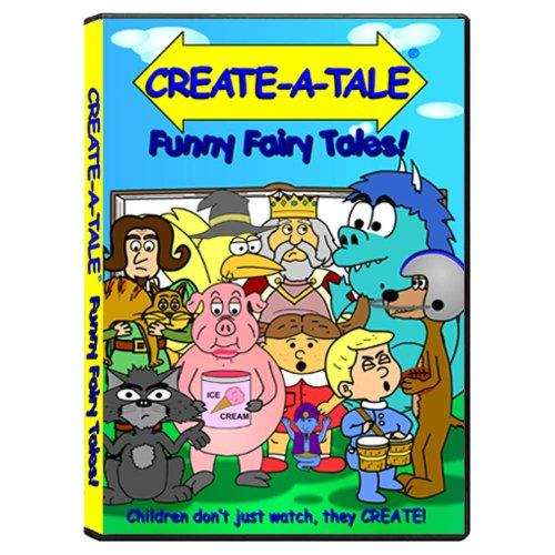 Create-a-Tale: Funny Fairy Tales