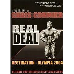 Chris Cormier: Real Deal Bodybuilding