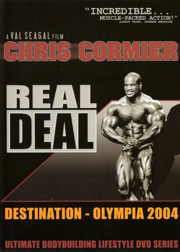 Chris Cormier: Real Deal Bodybuilding