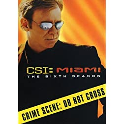 C.S.I. Miami - The Sixth Season