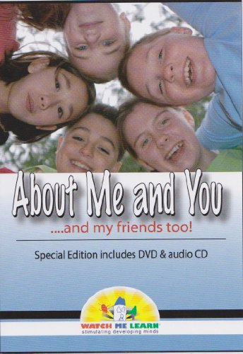 About me and You with Audio CD
