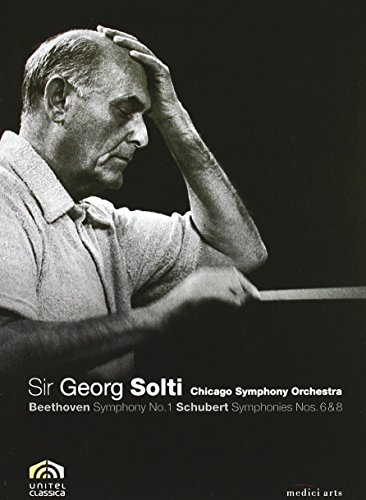 Sir George Solti/Chicago Symphony Orcestra: Beethoven Symphony No. 1/Schubert Symphonies Nos. 6 & 8