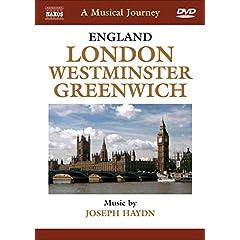 Musical Journey: England - London Westminster Greenwich