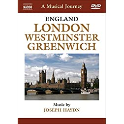 Musical Journey: England - London Westminster Greenwich