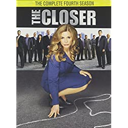 The Closer: The Complete Fourth Season
