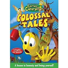 Carlos Caterpillar #1: Colossal Tales