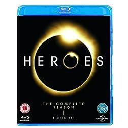 Heroes Season 1 [Blu-ray]