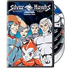 SilverHawks, Vol. 1