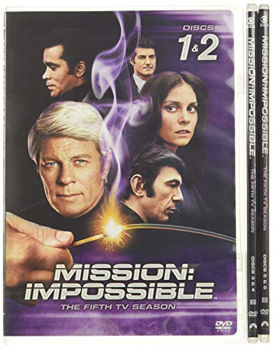 Mission Impossible - The Fifth TV Season