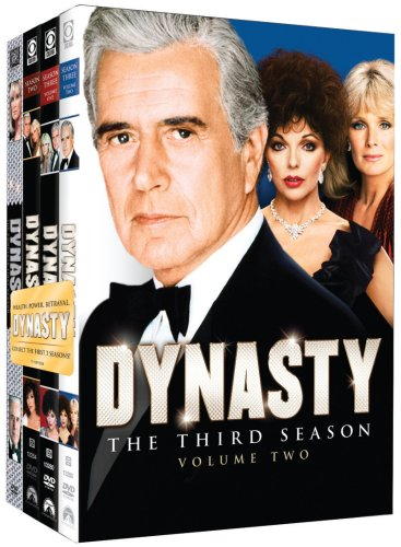 Dynasty - Seasons 1-3