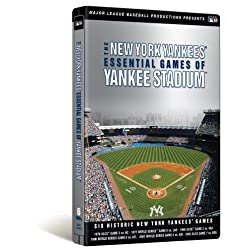 New York Yankees: Essential Games of Yankee Stadium (Steelbook)