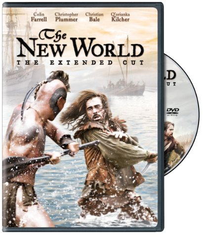 The New World - The Extended Cut (+ Digital Copy)