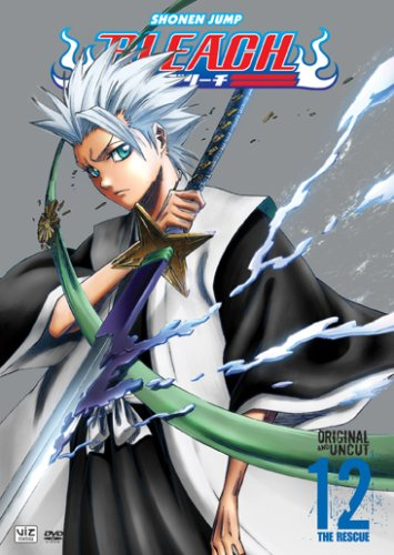 Bleach Vol 12: The Rescue
