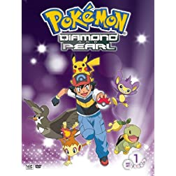 Pokemon: Diamond & Pearl Box Set 1