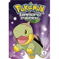 Pokemon: Diamond & Pearl Vol. 1