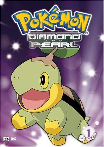Pokemon: Diamond & Pearl Vol. 1