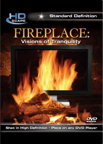 Fireplace: Visions of Tranquility (Dol)