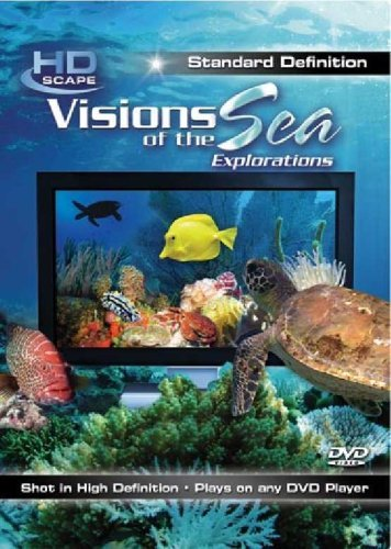 Visions of the Sea: Explorations Sd (Dol)