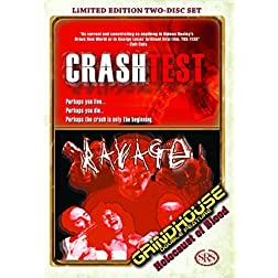 Grindhouse Double Feature: Holocaust of Blood-Crash Test/Ravage