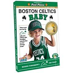 Team Baby: Boston Celtics Baby
